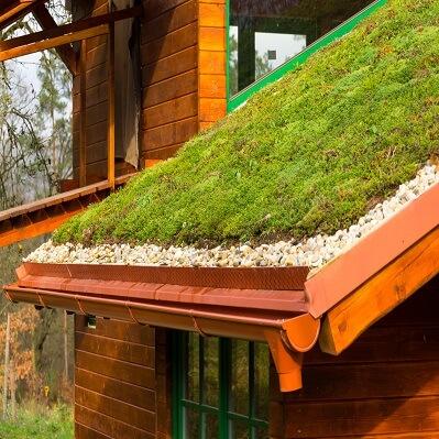 Green Roofing Orangevale Monsters Roofing